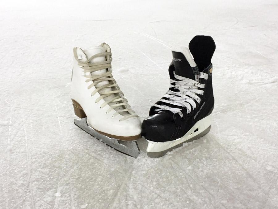 スケートのイメージ図