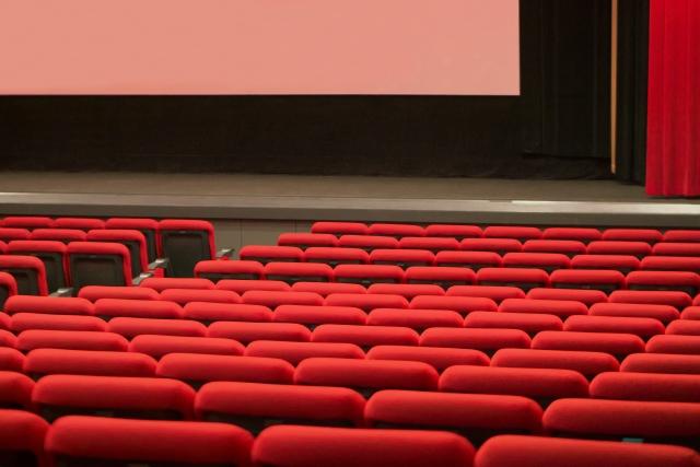 映画館のイメージ図