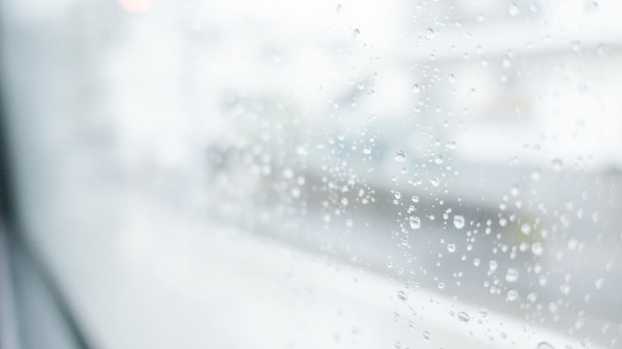 雨のイメージ図