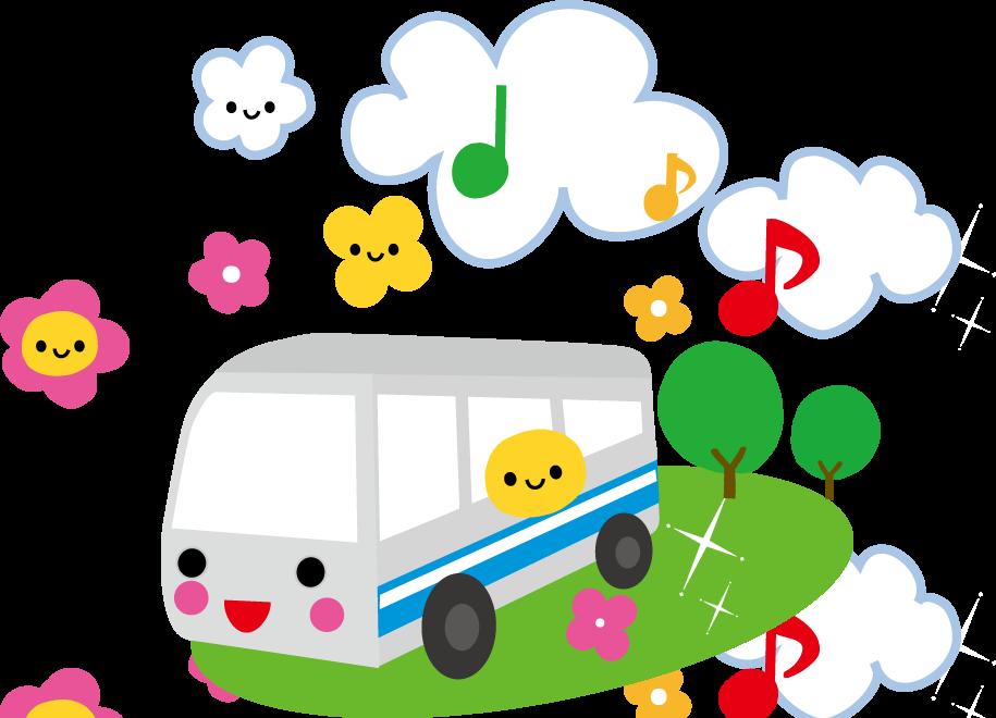 バスのイメージ図